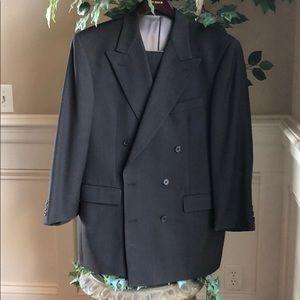 Men's Tallia Wool Suit